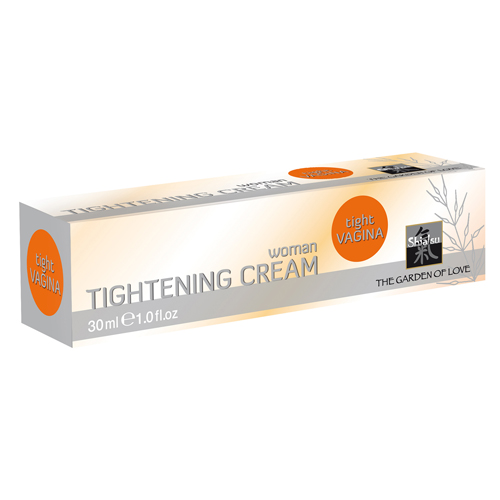 Shiatsu Tightening Cream Tight Vagina