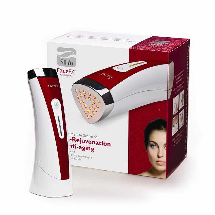 Silk'N FaceFX Skin Rejuvenation LED Device
