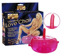 Silvia Saint Vibrating Love Chair