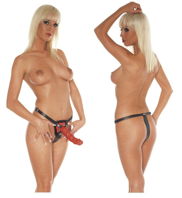 sexleksaker online strapless strap on