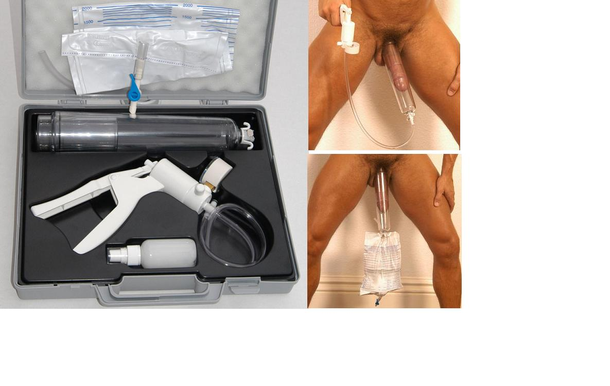 Superstretch 2 Penis Pump Enlarger