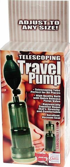 Telescoping Travel Pump