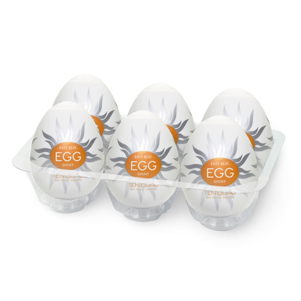 Tenga Egg Shiny 6 Pieces