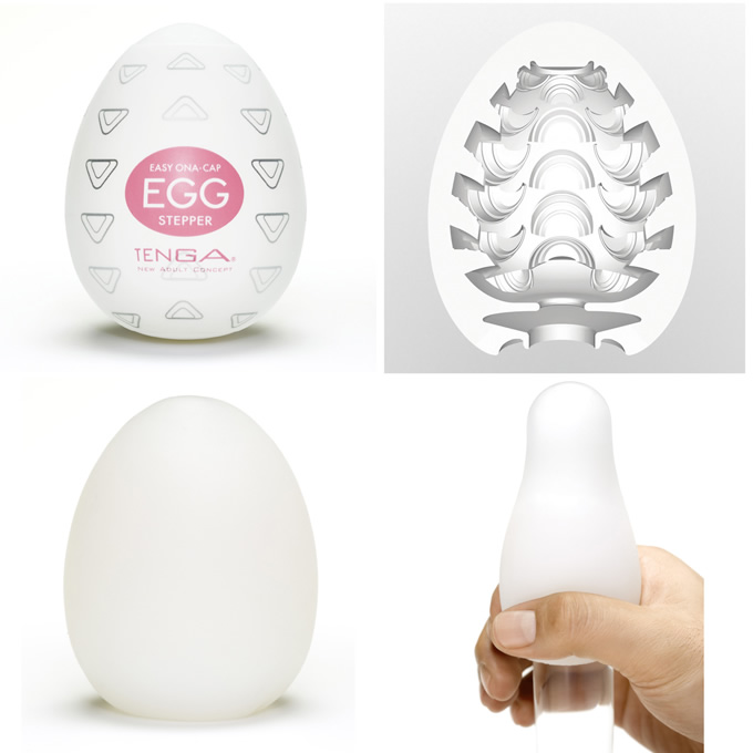 Tenga Egg Stepper 6 Pieces