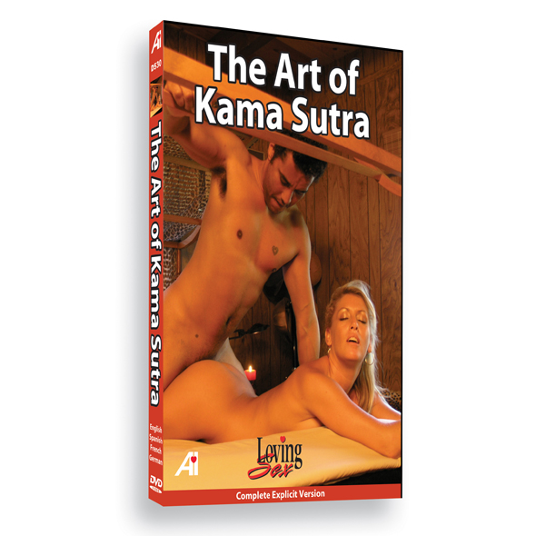The Art of Kama Sutra Educational DVD
