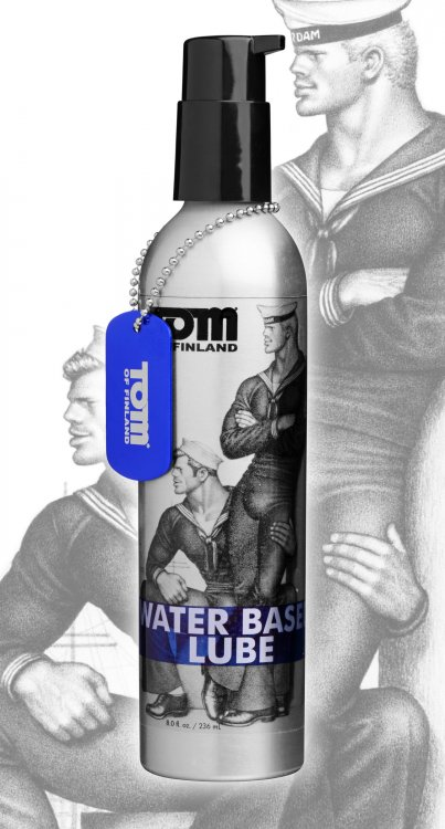 Tom of Finland Water Based Lube