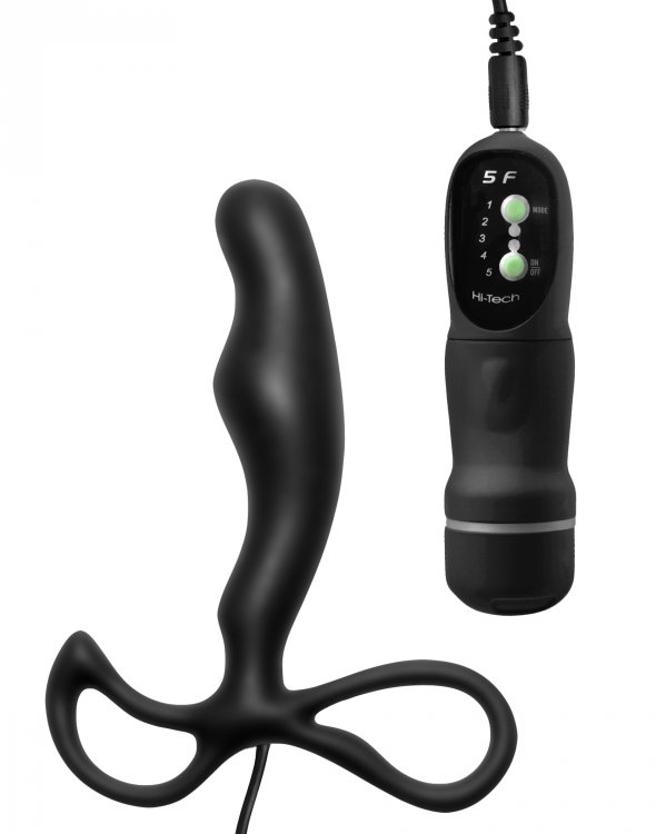 Savvy by Dr Yvonne Fulbright Splendid Vibrating P-Spot Massager