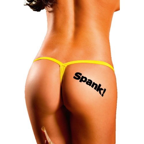 X-ink Tatoeage Spank