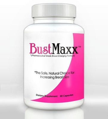 BustMaxx Professional Strength Breast Enlargement