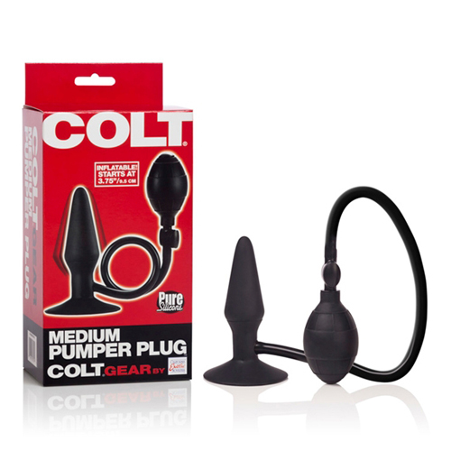 Colt Medium Pumper Plug
