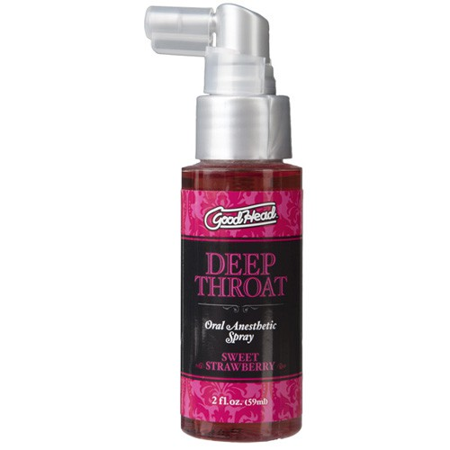 Good Head Deep Throat Oral Spray