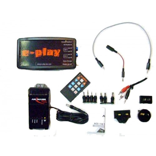 E-PLAY EP-1 Remote Power Box