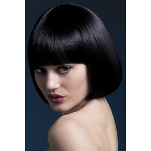 Mia Wig 25cm Short Bob with Fringe
