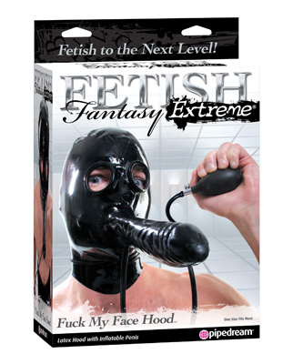 Fetish Fantasy Extreme Fuck My Face Hood
