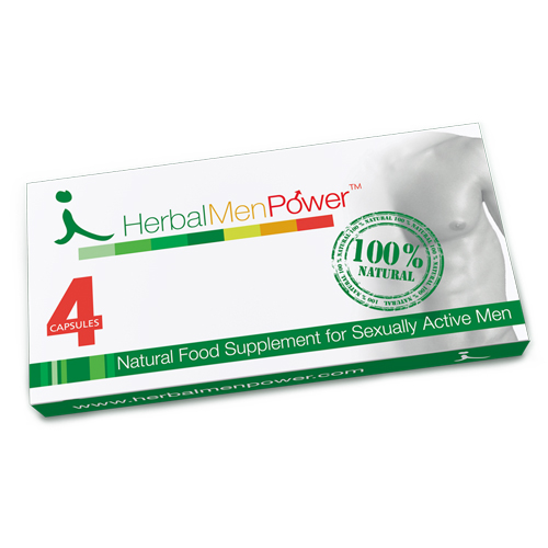 Herbal Men Power Erection Pills