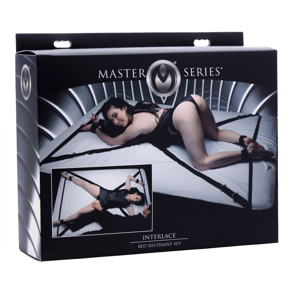 Interlace Bed Restraint Set
