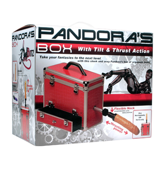 Pandoras Box Sex Machine