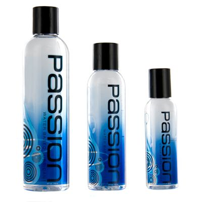 Passion Water-Based Lubricant