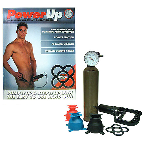 Power Up Penis Pump