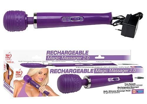 Rechargeable Magic Massager 2.0, 220V