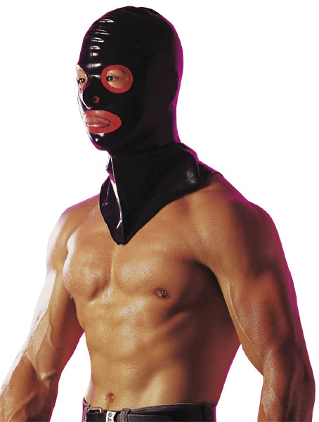 Hangmans Rubber Hood