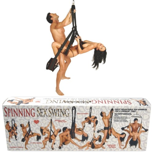 Wild S.E.X. Collection Spinning Sex Swing