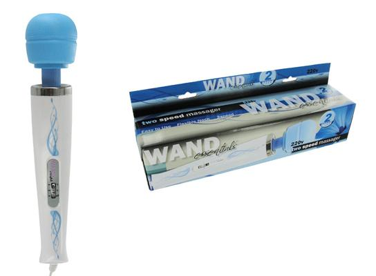 Wand Essentials Two Speed Massager - Euro 220V
