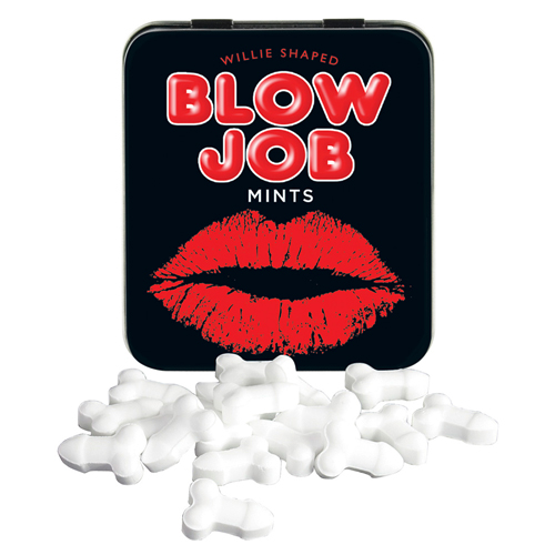 Willie-Shaped Blow Job Mints
