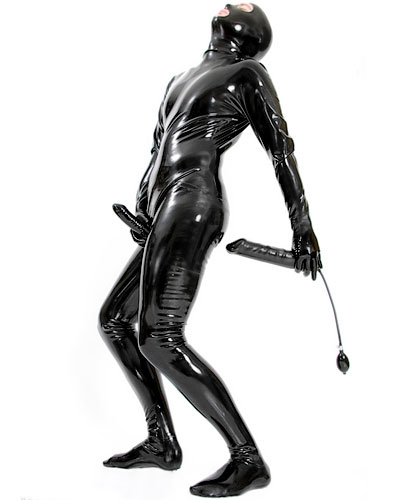 Latex Catsuit Zentai