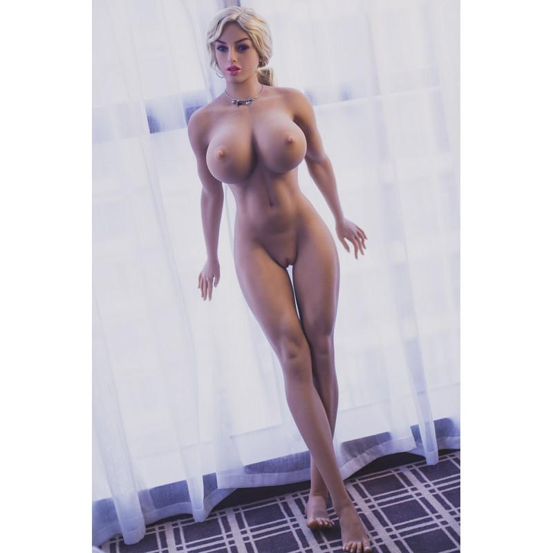 Silikon sex dockor
