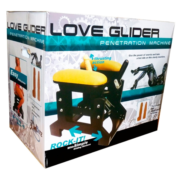Love Glider Penetration Machine