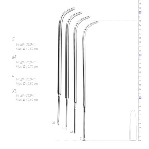 4 pcs Dilator set